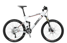BMC speedfox SF01 Cross SLX/XT wit